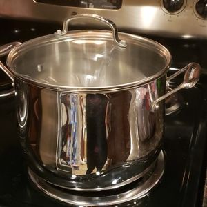 Stockpot with Cover